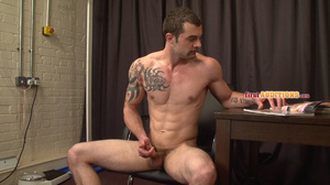 Itchy butt hole gay stud exposing his we - XXX Dessert - Picture 16