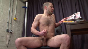 Apple butt gay boy with short hairs expo - XXX Dessert - Picture 17