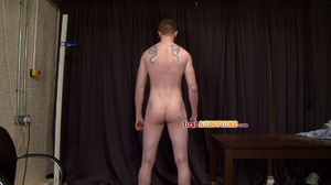 Tight butt hole gay dude posing nude on  - XXX Dessert - Picture 5