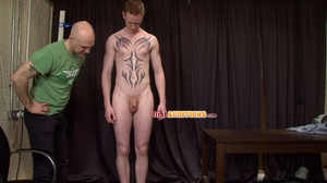 Tight butt hole gay dude posing nude on  - XXX Dessert - Picture 6