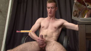 Skinny young twink jerking off his pecke - XXX Dessert - Picture 17