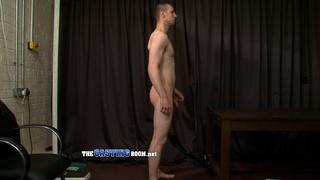 gay boy exposing legs