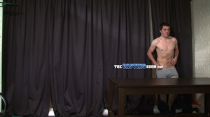 Itchy butt hole gay hunk cumming hard on - XXX Dessert - Picture 4