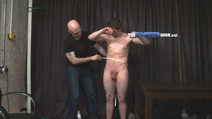 Itchy butt hole gay hunk cumming hard on - XXX Dessert - Picture 7