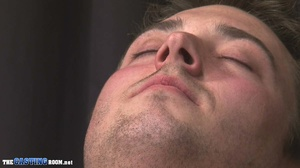 Itchy butt hole gay hunk cumming hard on - XXX Dessert - Picture 12