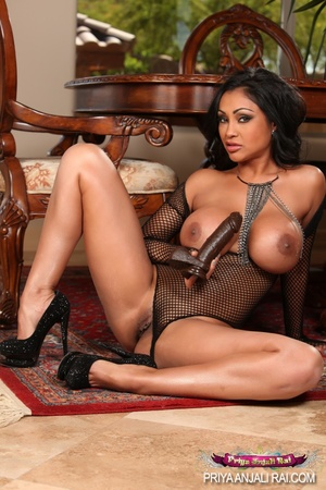 Saddled that brown Indian sex dildo in a - XXX Dessert - Picture 10