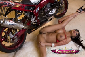 Intend to drive your Indian sex bike int - XXX Dessert - Picture 15