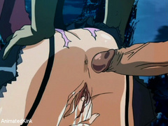 Poor enslaved anime girl asked to go through humiliation - Picture 7