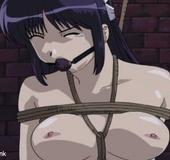 Perfetc body manga girls suffering paing and humiliation while in bondage