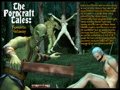 3d elf babe with perfect boobs gets - BDSM Art Collection - Pic 1