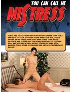 Sex hungry 3d lesbian mistress humiliates and fingers her slave girl's