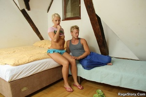 She's been cheating with his brother and - XXX Dessert - Picture 18