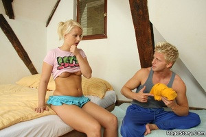 She's been cheating with his brother and - XXX Dessert - Picture 19