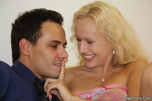 He finds out his lady is a cheater and h - XXX Dessert - Picture 20
