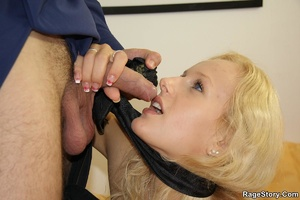 He finds out his lady is a cheater and h - XXX Dessert - Picture 27