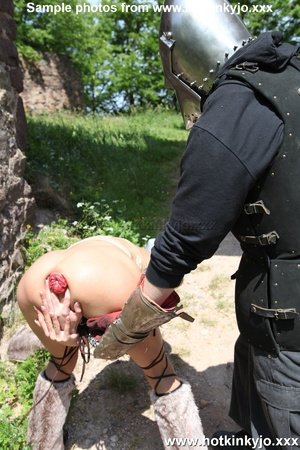 Gay Viking Porn - Captured viking chick gets her tight but - XXX Dessert - Picture 4 ...