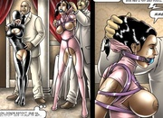 enslaved young hotties gets