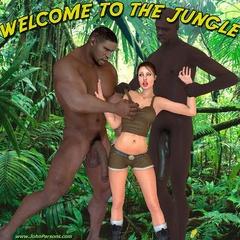 Xxx interracial cartoon sex pics of white girls feel - Picture 2