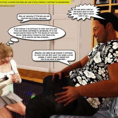 Xxx interracial cartoon sex pics of white girls feel - Picture 3