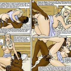 Blonde toon babe gets her tight pussy fucked hard and - Picture 2
