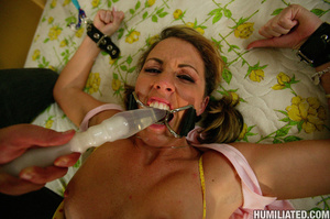 Nasty camper fucks in the woods and squi - XXX Dessert - Picture 6