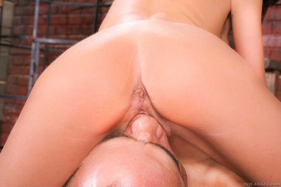 Young girl being fucked