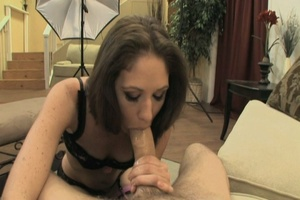 Dirty bitch with a hairy pussy gets it b - XXX Dessert - Picture 9