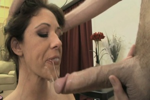 Dirty bitch with a hairy pussy gets it b - XXX Dessert - Picture 17