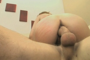 Dirty bitch with a hairy pussy gets it b - XXX Dessert - Picture 24