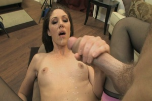 Dirty bitch with a hairy pussy gets it b - XXX Dessert - Picture 25