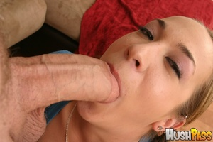 Pigtailed blonde with hairy cooch gets i - XXX Dessert - Picture 1