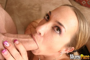 Pigtailed blonde with hairy cooch gets i - XXX Dessert - Picture 3