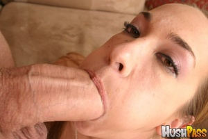 Pigtailed blonde with hairy cooch gets i - XXX Dessert - Picture 4