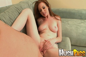 Gonger bitch takes huge pecker into her  - XXX Dessert - Picture 12