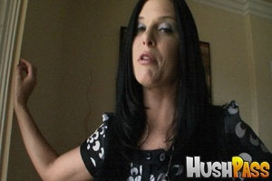 Nasty brunette hottie takes monster cock - XXX Dessert - Picture 3