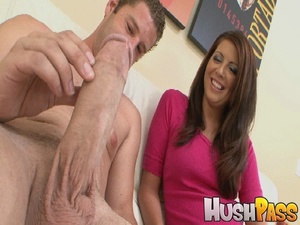 Nasty whore swallows cum after cool anal - XXX Dessert - Picture 2
