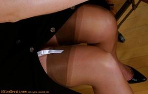 His secretary is a lustful slut who alwa - XXX Dessert - Picture 6
