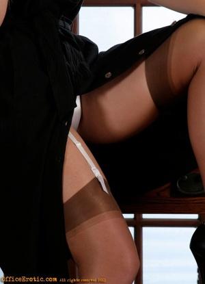 His secretary is a lustful slut who alwa - XXX Dessert - Picture 10