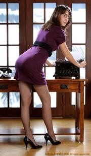 Erotic Office Pussy - Office Erotic Porn - XXXDessert.com