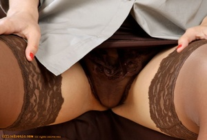 He loves when his Asian secretary waitin - XXX Dessert - Picture 6