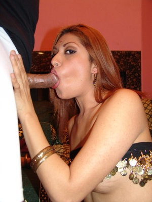 Indian Girl On Her Knees - XXX Dessert - Picture 4