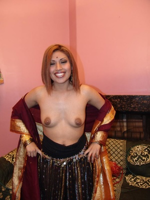 Indian Girl On Her Knees - XXX Dessert - Picture 14