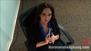 hardcore sex loving brunette