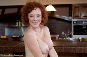 Xxx rough sex pics of nude redhead nymph - XXX Dessert - Picture 1