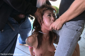 Cute pigtailed asian chick became a fuck - XXX Dessert - Picture 4