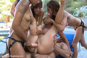 Sex starving perverted couples having ro - XXX Dessert - Picture 10