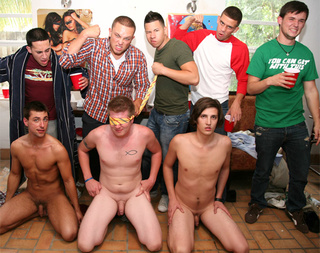college guys humiliated party