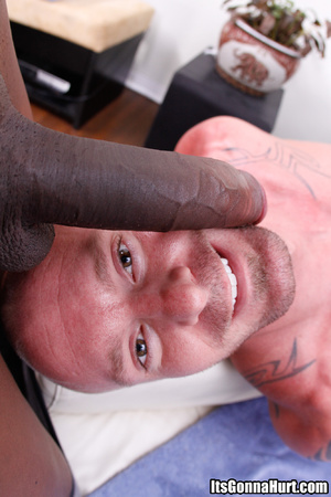 Two gays measuring their cock and the bl - XXX Dessert - Picture 11