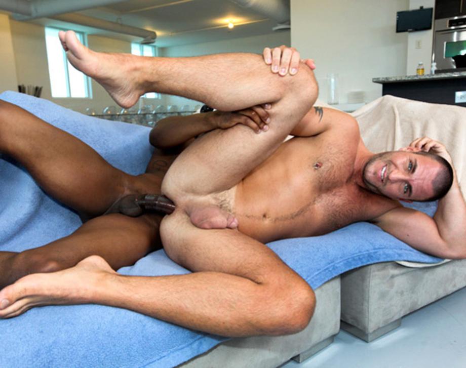 Male anal fuck machine
