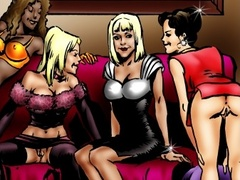 Hot interracial fucking cartoon with cool - Popular Cartoon Porn - Picture 3